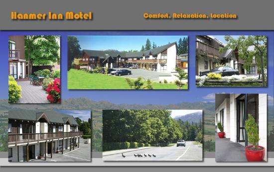 Hanmer Springs, Yeni Zelanda: ASURE Hanmer Inn Motel
