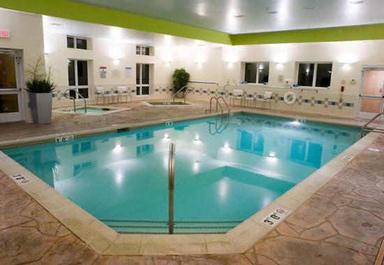 Wilkes-Barre, Pensylwania: Indoor Pool