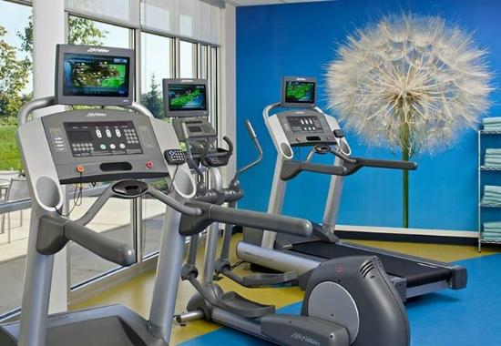 Saginaw, MI : Fitness Center