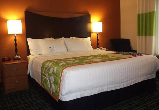 Seymour, IN: King Guest Room