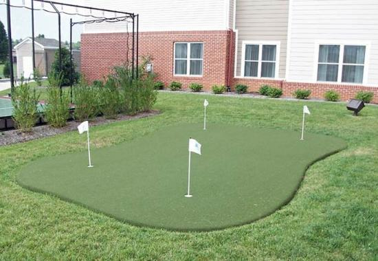 Waynesboro, Wirginia: Putting Green