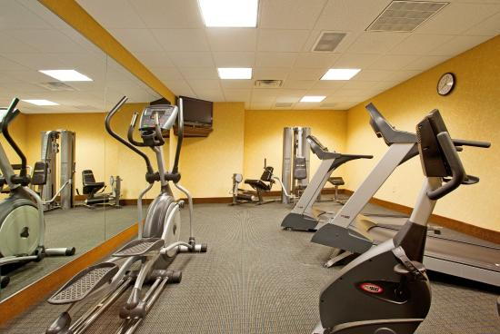 Morris, IL: Fitness Center