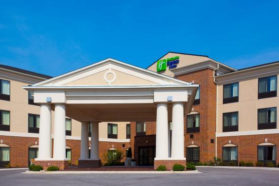 Morris, Илинойс: Hotel Exterior