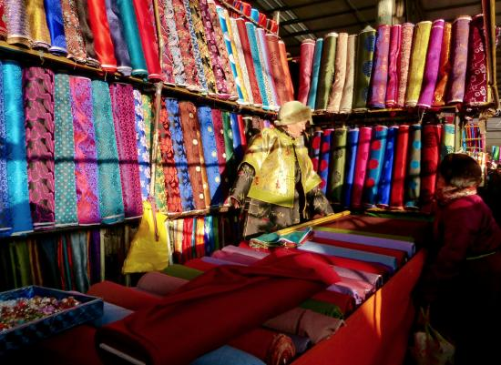 Naran Tuul Market