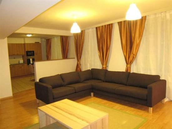 ApartmentsApart Brussels: Lobby