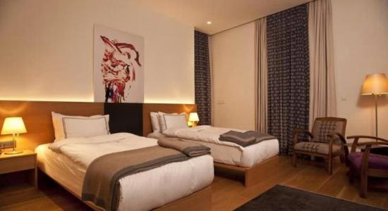 Misafir Suites 8 Istanbul: Standard Double or Twin Room