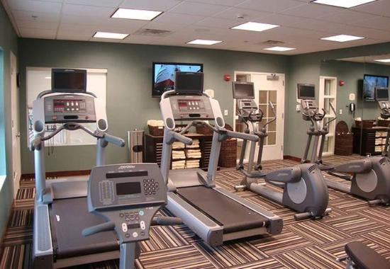 Harrisonburg, VA: Fitness Center