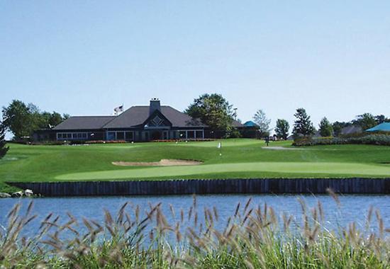 Fairfield Inn & Suites Rockford: Rockford Area Golf
