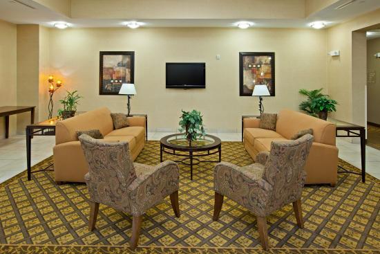 Clarksville, Indiana: Hotel Lobby