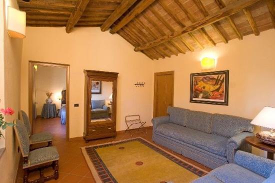 Sorano, Italia: Suite
