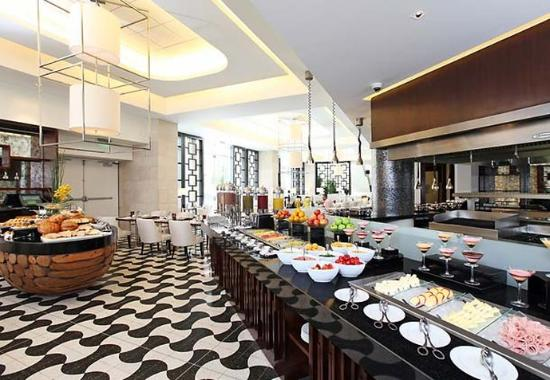 Bogota Marriott Hotel: Pimento Restaurant