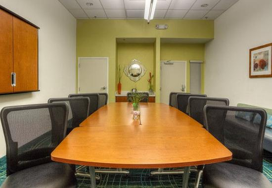 McAllen, TX: Executive Boardroom