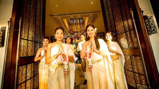 Intercontinental Hua Hin Resort: Lobby Lounge