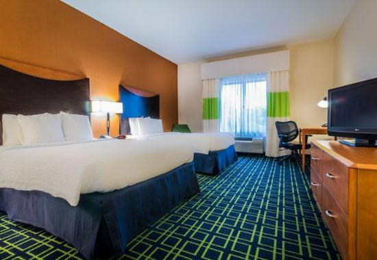 Augusta, GA: Double/Double Guest Room