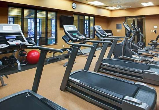Allen, TX: Exercise Room