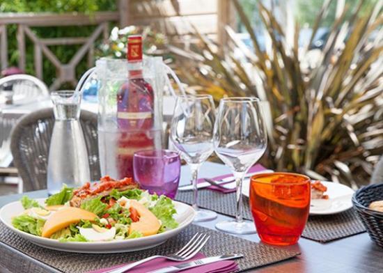 Gradignan, Fransa: Restaurant