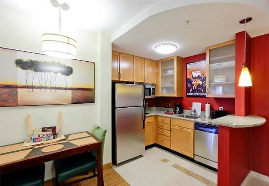 Yonkers, Nowy Jork: Studio Suite Kitchen