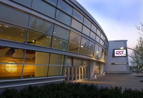 College Park, GA: Georgia Int'l Convention Center