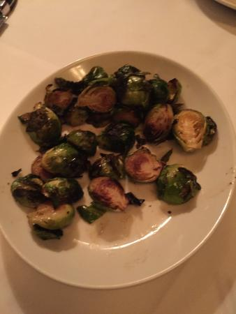Abe & Louie's: Brussel sprouts