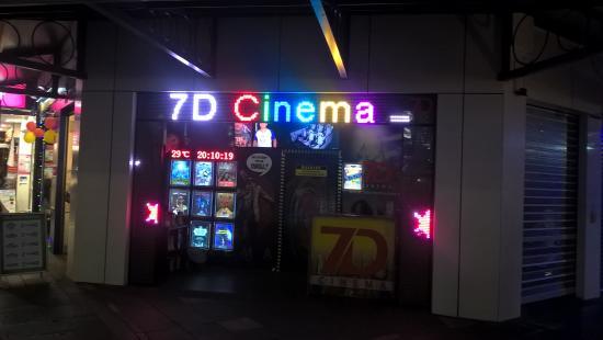 Foto de 7D Cinema