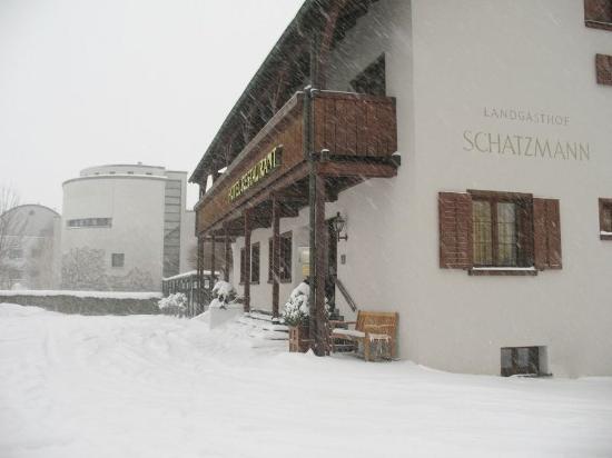 Triesen, Liechtenstein: Exterior
