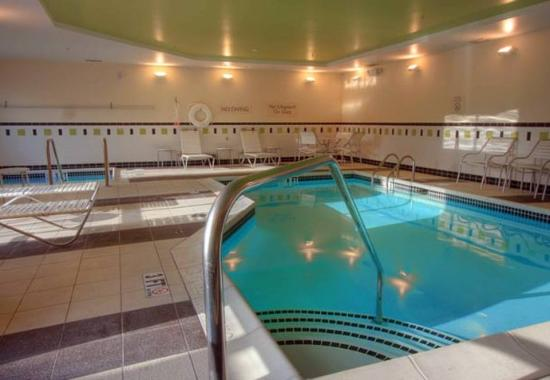 Lock Haven, Pensilvania: Indoor Pool