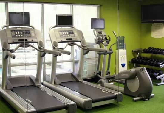 Lock Haven, Pensilvania: Fitness Room
