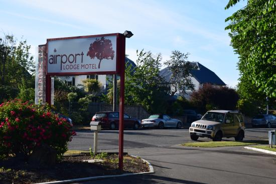 Airport Lodge Motel Bild