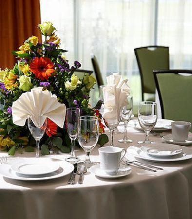 Cumberland, MD: Banquet Detail