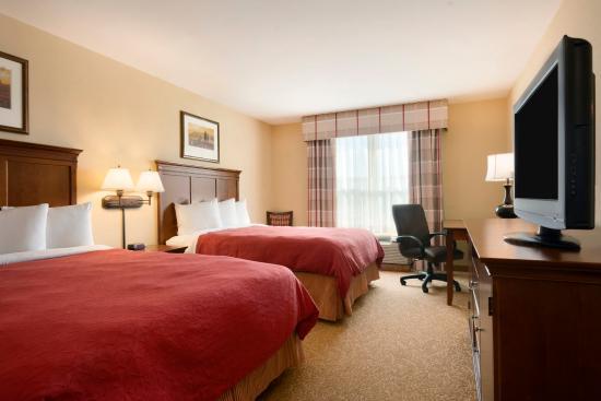 Braselton, Géorgie : Guest Room
