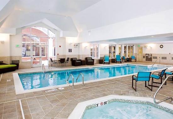 Hunt Valley, Μέριλαντ: Indoor Whirlpool
