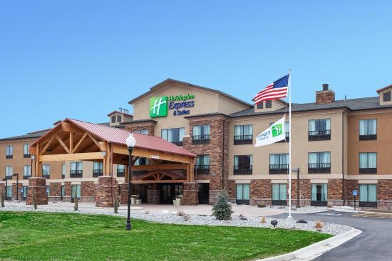Lander, WY : Hotel Exterior