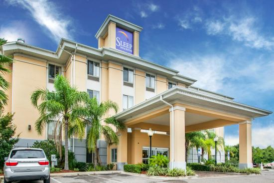Sleep Inn & Suites - Jacksonville: Exterior
