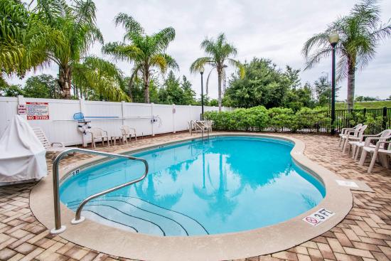 Sleep Inn & Suites - Jacksonville: Pool