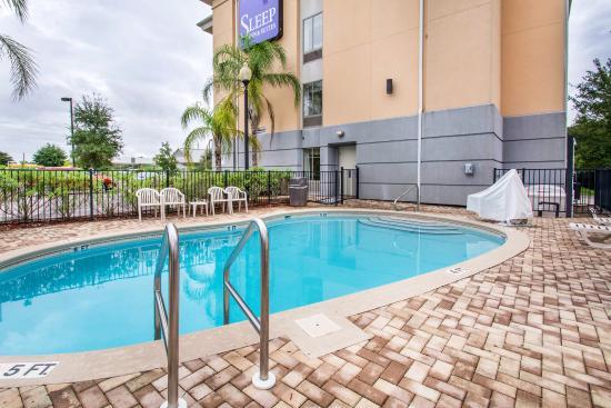 Sleep Inn & Suites - Jacksonville : Pool