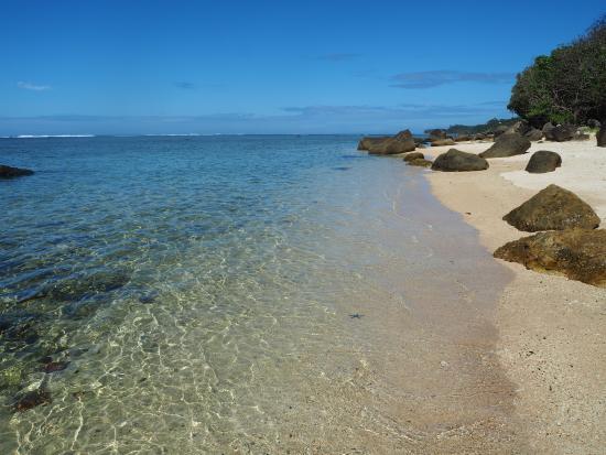 Beach Cocomo: The gorgeous beach