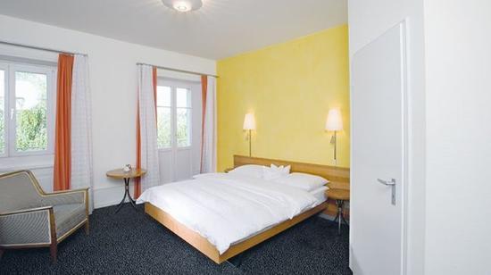 Rheinfelden, Ελβετία: Double room