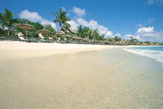 Constance Belle Mare Plage: Belle Mare Plage Beach