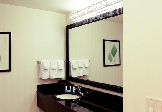 Westerville, Οχάιο: Suite Bathroom