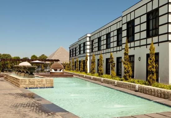 Pietermaritzburg, Sudáfrica: Outdoor Pool