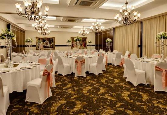 Pietermaritzburg, Sudáfrica: Meeting Room - Banquet Setup