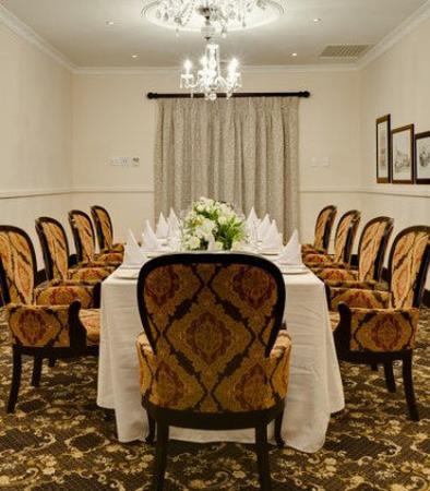 Pietermaritzburg, Sudáfrica: Tudor 4  - Private Dinner Setup
