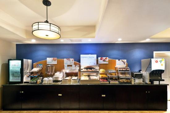 Casa Grande, AZ: Breakfast Bar