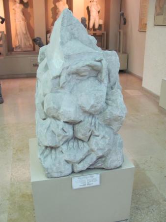 Archäologisches Museum Istanbul (İstanbul Arkeoloji Müzesi): Lots of interesting pieces