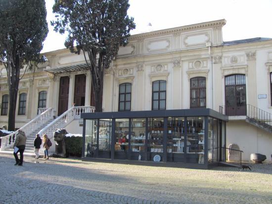 Archäologisches Museum Istanbul (İstanbul Arkeoloji Müzesi): One of the museum buildings