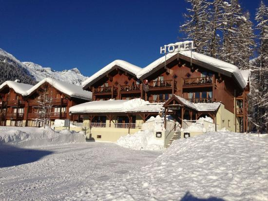 Oberwald, Suíça: Winter