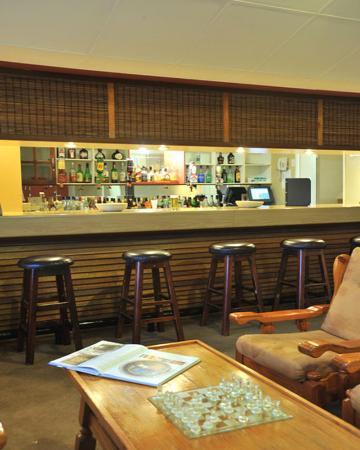 Bokong, Lesotho: Bar