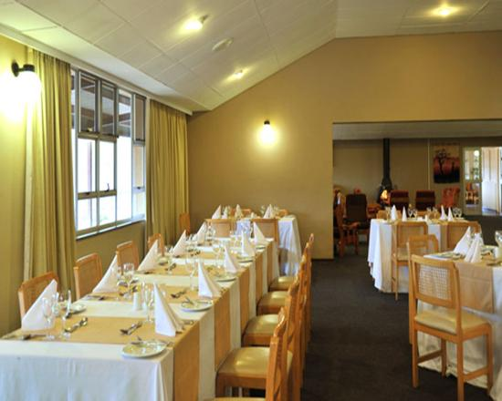 Bokong, Lesotho: Restaurant
