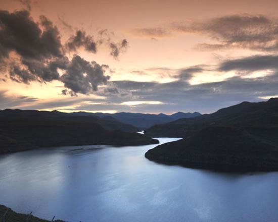Bokong, Lesotho: Scenery