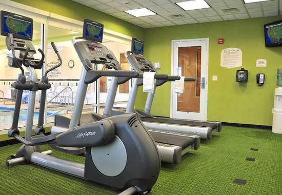 North Platte, NE: Exercise Room